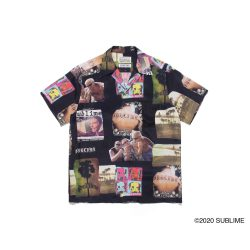 SUBLIME  S/S HAWAIIAN SHIRT (TYPE-1)