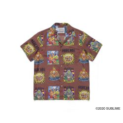 SUBLIME  S/S HAWAIIAN SHIRT (TYPE-2)