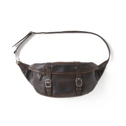 PATINA HORSE HIDE BELT BAG