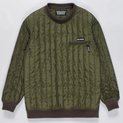 MID LAYER PULLOVER JACKET