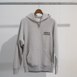 HEAVY WEIGHT PULLOVER HOODED SWEAT SHIRT (TYPE-1)