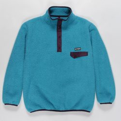 PULLOVER BOA FLEECE JACKET
