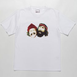 UP IN SMOKE / CREW NECK T-SHIRTS (TYPE-2)