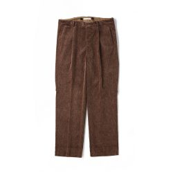 SINGLE-PLEATED GENTS TROUSER