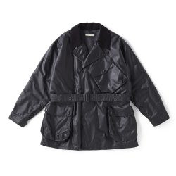 WAXED BLACK PANTHER JACKET