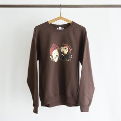 UP IN SMOKE / CREW NECK SWEAT SHIRTS (TYPE-2)