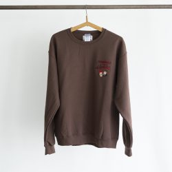 UP IN SMOKE / CREW NECK SWEAT SHIRTS (TYPE-4)