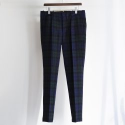 EXCLUSIVE SINGLE-PLEATED GENTS TROUSER