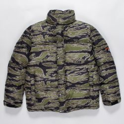 TIGERCAMO DOWN JACKET