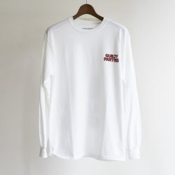 CREW NECK LONG SLEEVE T-SHIRT(TYPE-2)
