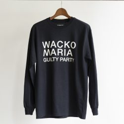 CREW NECK LONG SLEEVE T-SHIRT(TYPE-1)