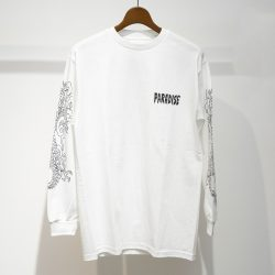 TIMLEHI / CREW NECK LONG SLEEVE T-SHIRT(TYPE-1)