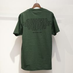 CREW NECK COLOR T-SHIRT(TYPE-1)
