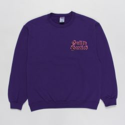 CREW NECK SWEAT SHIRT(TYPE-6)