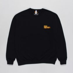 PULP FICTION / CREW NECK SWEAT SHIRT (TYPE-1)