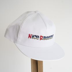 NICE DREAMS / 6 PANEL CAP (TYPE-2)