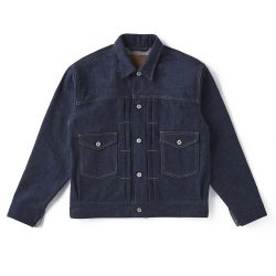 OPEN COLLAR RANCH JACKET