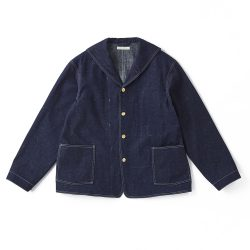 SAILOR COLLAR CHORE JACKET