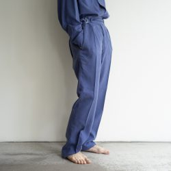 EXCLUSIVE SIDE BUCKLE GRUKHA TROUSER