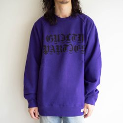 WASHED HEAVY WEIGHT CREW NECK SWEAT SHIRTS (TYPE-2)