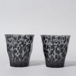 DURALEX / TWO SETS GLASS